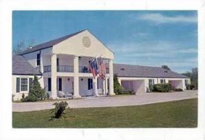 Bellmont Motor Hotel & Restaurant, Natchez, Mississippi, 50-60s