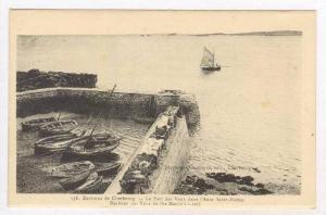 Cherbourg, France, 00-10s Le port