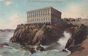 The New Cliff House, San Francisco, California,  PU-1909