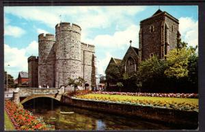 The Westgate,Canterbury,England,UK BIN