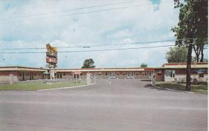 Sunset Motel,  Cornwall,  Ontario,  Canada,  40-60s