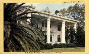 T.L. Huber Residence - Lake Charles, Louisiana LA