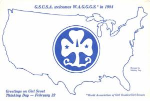 Girl Scout - Scouting