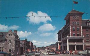 Main Street , Kenora , Ontario , Canada , 50-60s