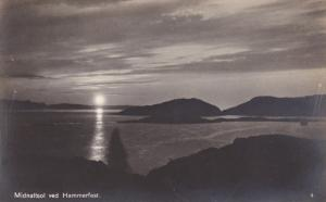 RP: Norway , 00-10s ; Midnattsol ved Hammerfest