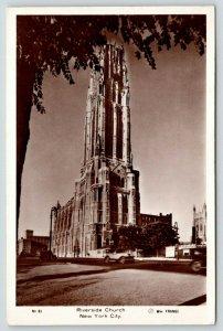 New York City~Riverside Church~W 120th Miniature Golf Course~1920s Frange RPPC