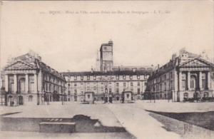 France Dijon Hotel de Ville ancien Palais des Ducs de Bourgogne