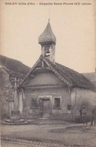 NOLAY (Cote-d´Or) , Chapelle Saint-Pierre , France , 00-10s