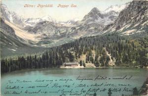 Ľubica Leibicz Slovakia Tatra Popper Sea 1905