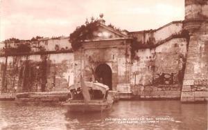 Cartagena Columbia Entrada Al Castillo San Fernando Cartagena Entrada Al Cast...