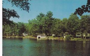 Hart Lodge, On The Shore Of Beautiful Mountain, Lake Minden, Ontario, Canada,...