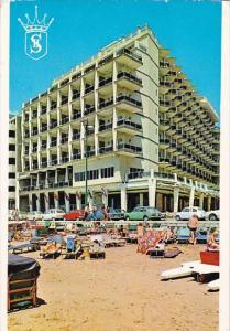 Spain Benidorm Hotel Selomar