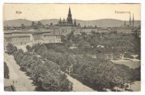 Franzenring , Wien , Austria , PU-1910
