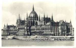 House of Parliament Budapest, India Postal Used Unknown, Missing Stamp
