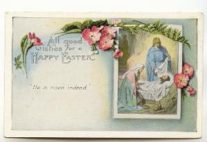 Body of Jesus and Marys, He Is Risen, Easter, Made in USA, Series 270