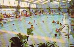 Chalfonte Haddon Hall's Year Round All Weather Salt Water Pool  Atlantic City...