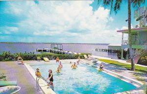 Sea Chest Motel Pool Fort Myers Florida