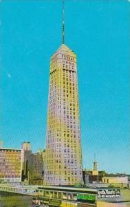 Minnesota Minneapolis Foshay Tower 1954