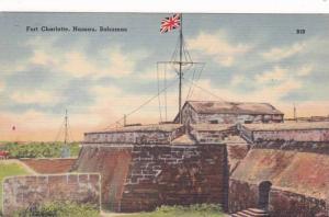 Fort Charlotte , NASSAU , Bahamas , 30-40s