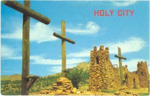 Holy City Easter Pagent Grounds near Lawton Oklahoma OK