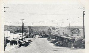 TIJUANA, Baja California, Mexico, 1930-50s; Typical Markets, Third Street