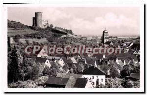 Postcard Old Kayserberg Vue Generale