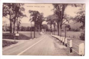 Motoring Through Maine, Road and Country Mail Box,