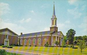 Georgia Dalton First Baptist Church