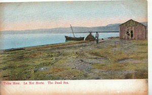 Jordan Postcard - Totes Meer - La Mer Morte - The Dead Sea - Ref TZ4039