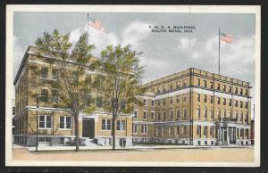 YMCA Building South Bend Indiana Unused c1920s