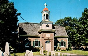 Maryland North East St Mary Anne's Episcopal Church 1967