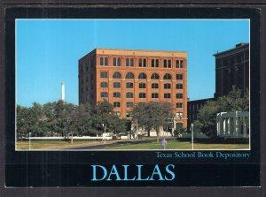 Texas School Book Depository,Dallas,TX BIN
