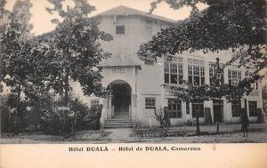 Cameroon Hotel Duala, Entrance, Cameroun