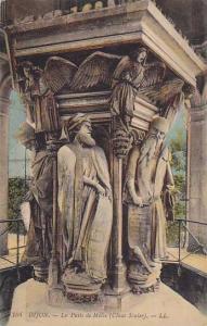 DIJON, Le Puits de Moise, Cote D'Or, France, 00-10s