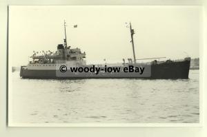 na2062 - Royal Navy Tanker - RFA Teakol - photograph