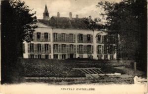 CPA Chateaz d'Oxelaere (135995)