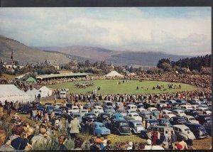 Scotland Postcard - The Royal Braemar Gathering, Braemar, Aberdeenshire   RR406