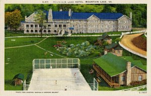 VA - Mountain Lake. Mountain Lake Hotel