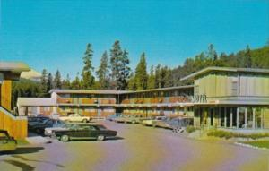 Canada Mount Robson Motel Jasper Park Alberta