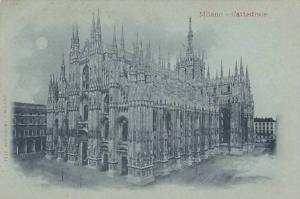 Cattedrale, Milano (Lombardy), Italy, 1900-1910s