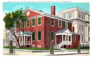 Virginia Richmond  , Home of Chief Justice Marshall