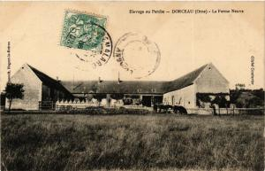 CPA   Elevage au Prche - Dorceau (Orne) - La Ferme Neuvre    (355955)