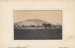 Foot of Mount Tabor , 00-10s ; Jewish Colony-Palestine