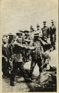 china, Chinese Execution Native Girl gets Shot in the Head  (1920s) RPPC