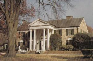Elvis Presley Graceland Mansion Memphis Tennessee