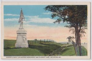 PA Volunteer Monument, Antietam Battlefield, MD