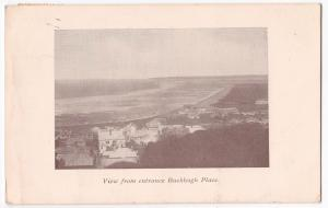 Devon; Westward Ho! View From Entrance, Buckleigh Place PPC, 1947 PMK