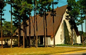 Mississippi Biloxi Chapel Keesler Air Force Base