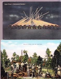 Artillery - Two Cards