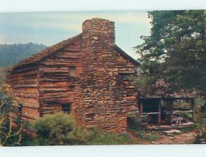 Pre-1980 Walker Sisters NATIONAL PARK near Gatlinburg Tennessee TN HJ7525